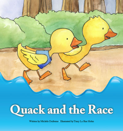 Quack and the Race