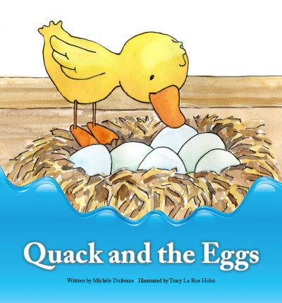 Quack and the Eggs