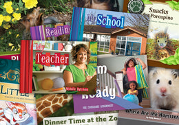 Read-at-Home Books, Standard Classroom Set A
