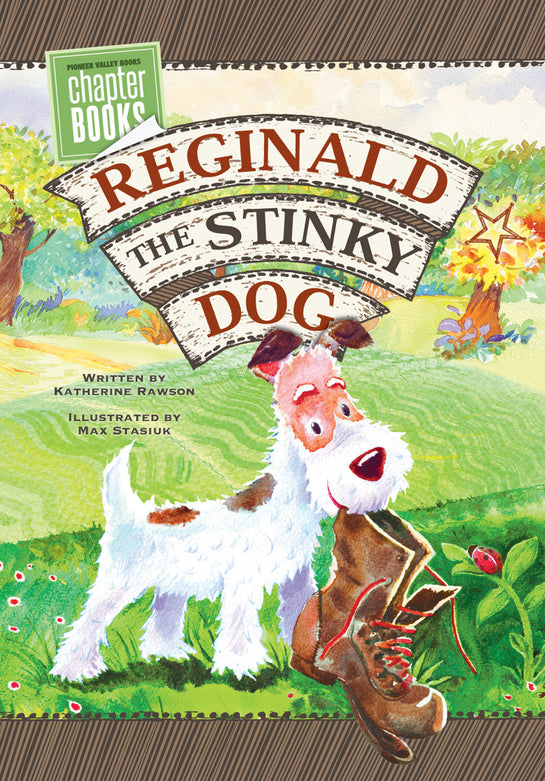 Reginald the Stinky Dog
