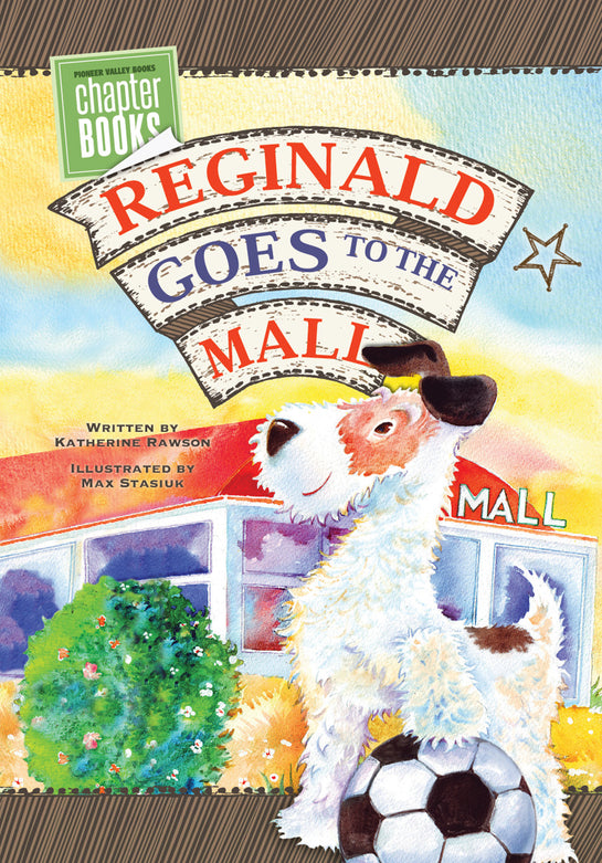 Reginald Goes to the Mall