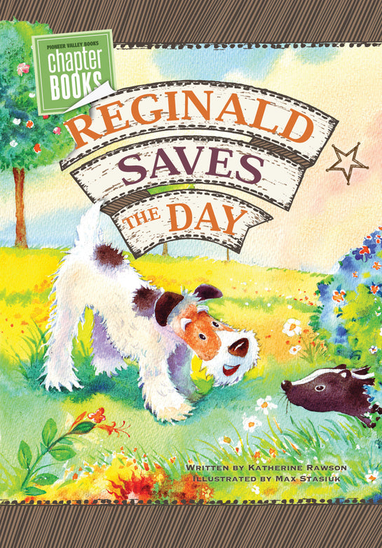 Reginald Saves the Day