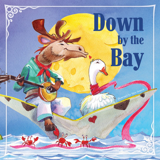 Lap Book: Down By the Bay