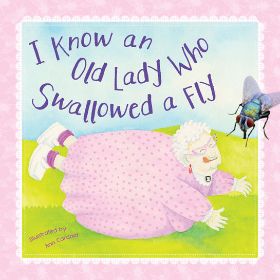Lap Book: I Know an Old Lady Who Swallowed a Fly