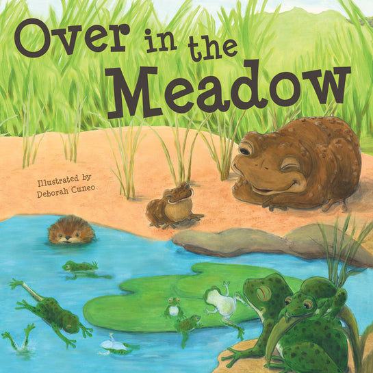 Lap Book: Over in the Meadow