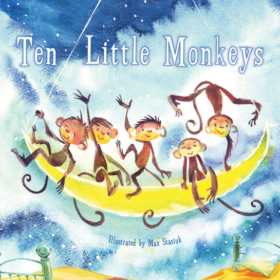 Lap Book: Ten Little Monkeys