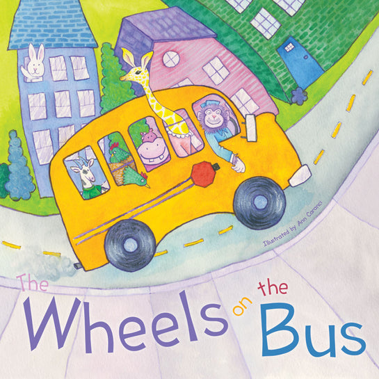 Lap Book: The Wheels on the Bus