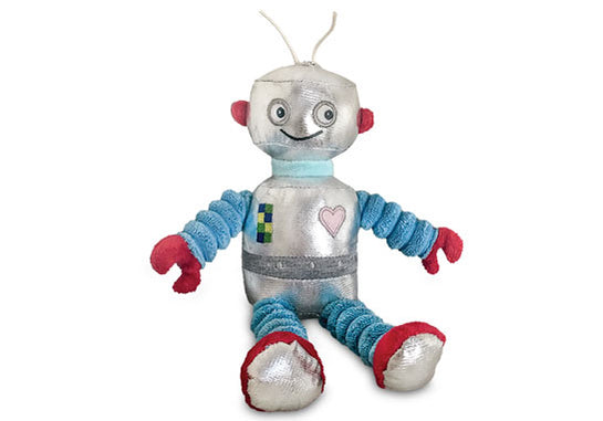 Rusty the Robot Plush Companion