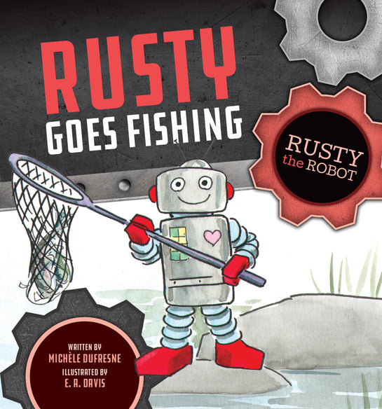 Rusty Goes Fishing