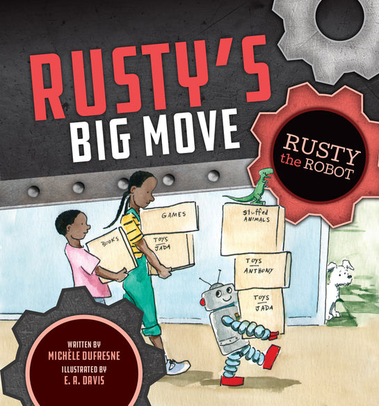 Rusty's Big Move