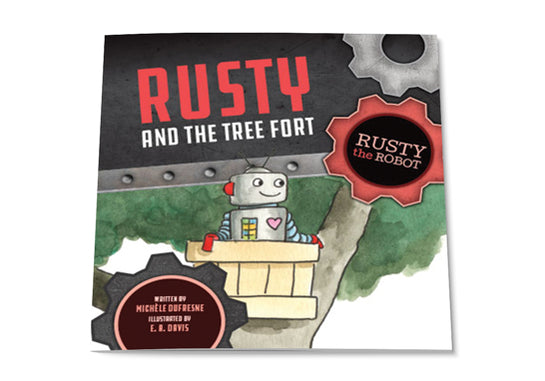 Rusty and the Tree Fort