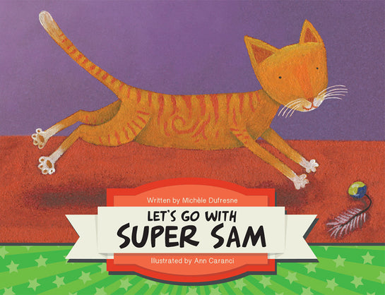 Let's Go with Super Sam