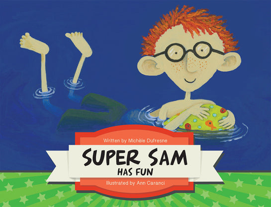 Super Sam Has Fun