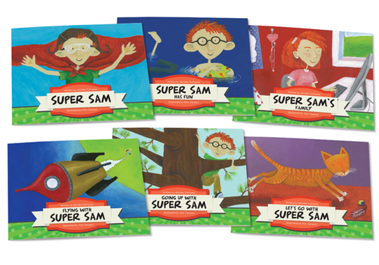 Super Sam Set 1