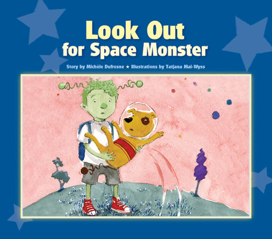 Look Out for Space Monster