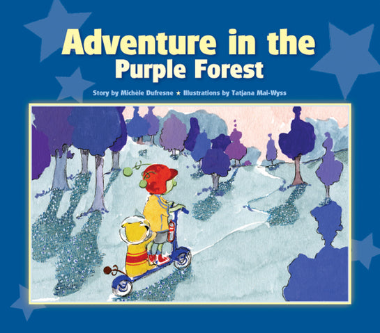 Adventure in the Purple Forest