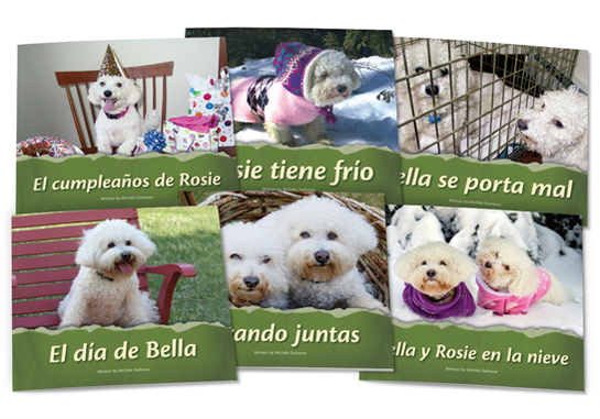 Bella and Rosie Spanish Set 1