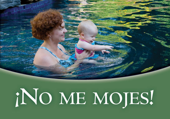 No me mojes! (color)