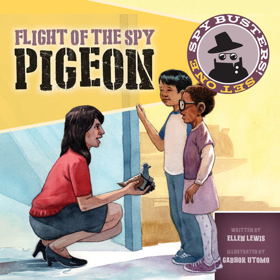 Flight of the Spy Pigeon