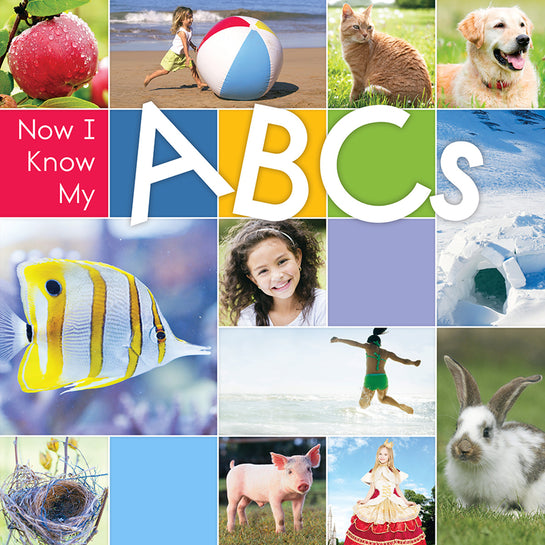 STUDENT BOOK: Now I Know My ABCs