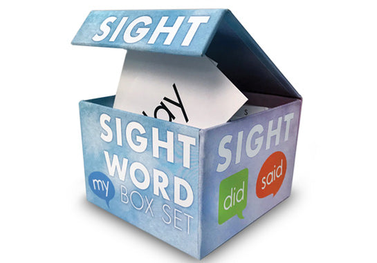 Sight Word Box Set