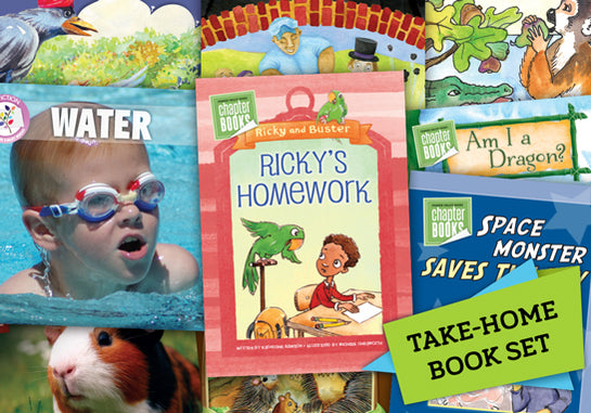 Read-at-Home Books, Take-Home Set L