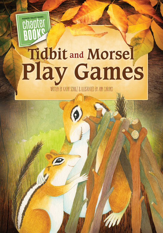 Tidbit and Morsel Play Games