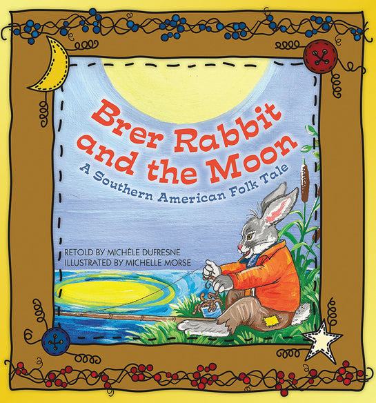 Brer Rabbit and the Moon: A Southern American Folk Tale