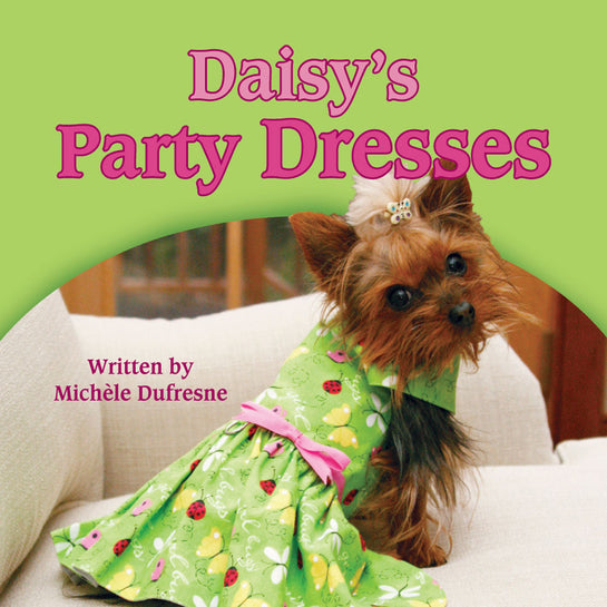 Mighty Treasures Lap Book: Daisy's Party Dresses