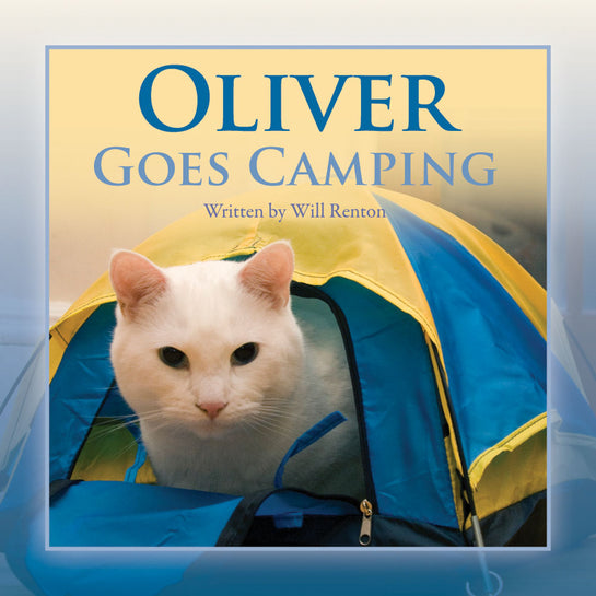 Mighty Treasures Lap Book: Oliver Goes Camping