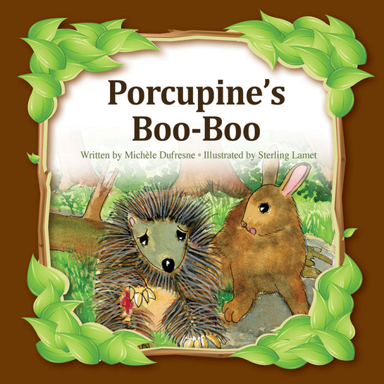 Mighty Treasures Lap Book: Porcupine's Boo-Boo