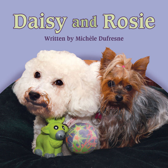 Mighty Treasures Lap Book: Daisy and Rosie
