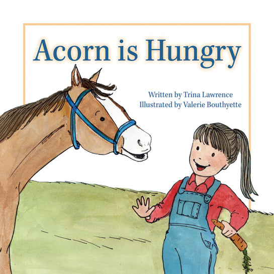 Acorn is Hungry