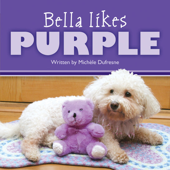 Bella Likes Purple