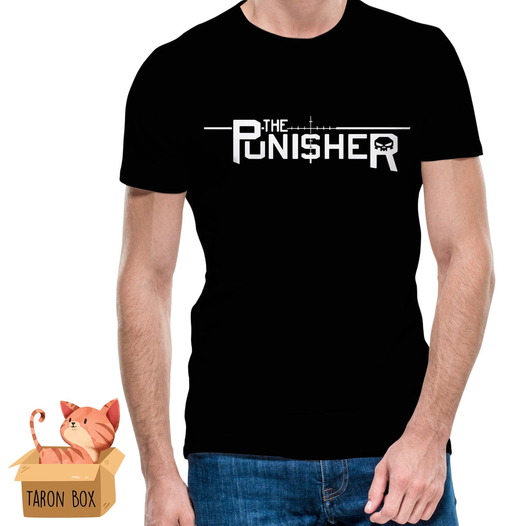 Camiseta unisex The Punisher