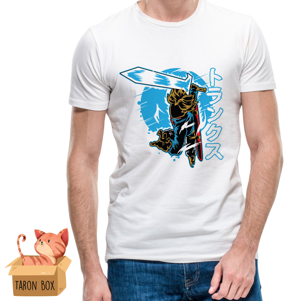 Camiseta unisex Super saiyan Trunks
