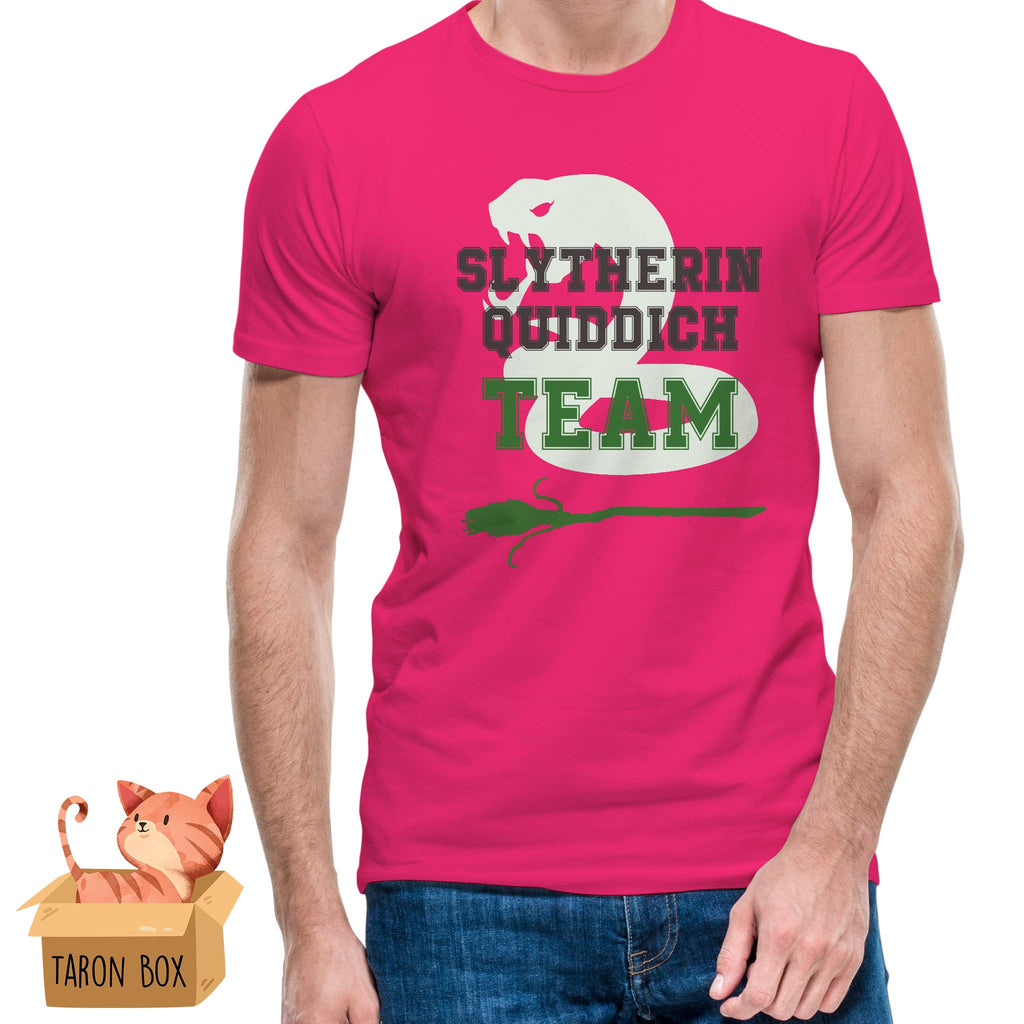 Camiseta unisex Slytherin Quiddich Team
