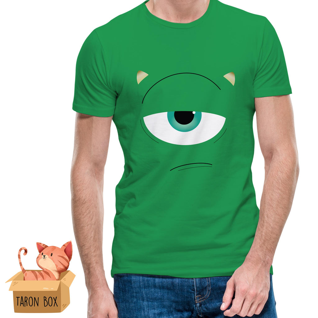 Camiseta unisex Mike Monstruos SA