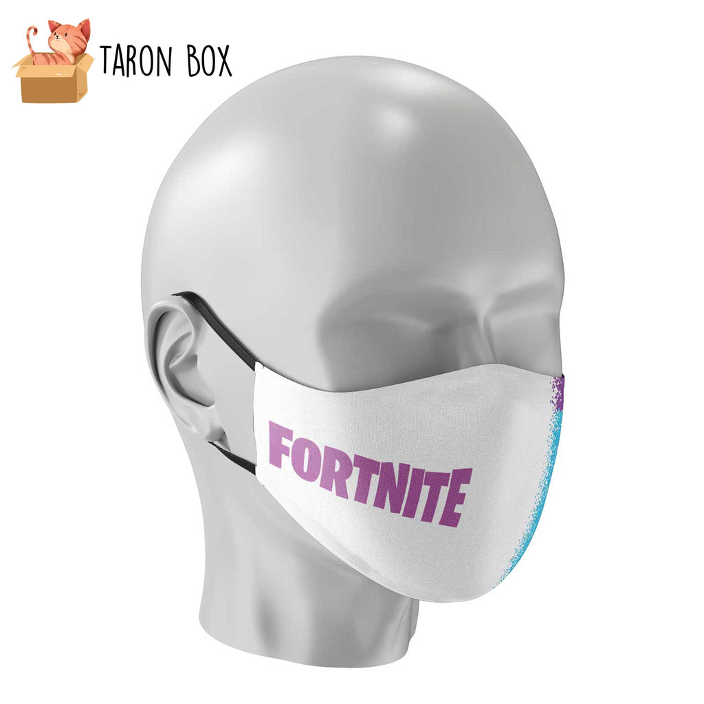Mascarilla reutilizable Fortnite