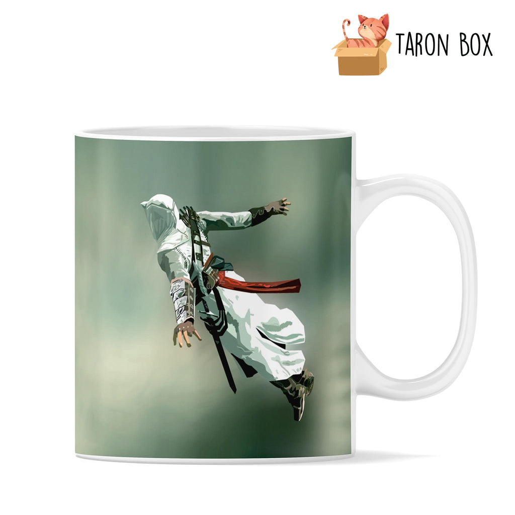 Taza salto de fe Assassin's Creed - taron-box