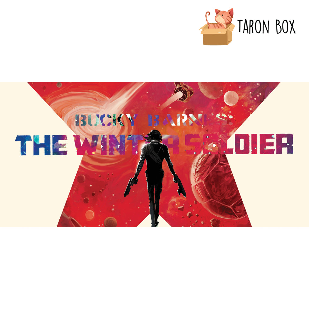 Taza The Winter Soldier - taron-box