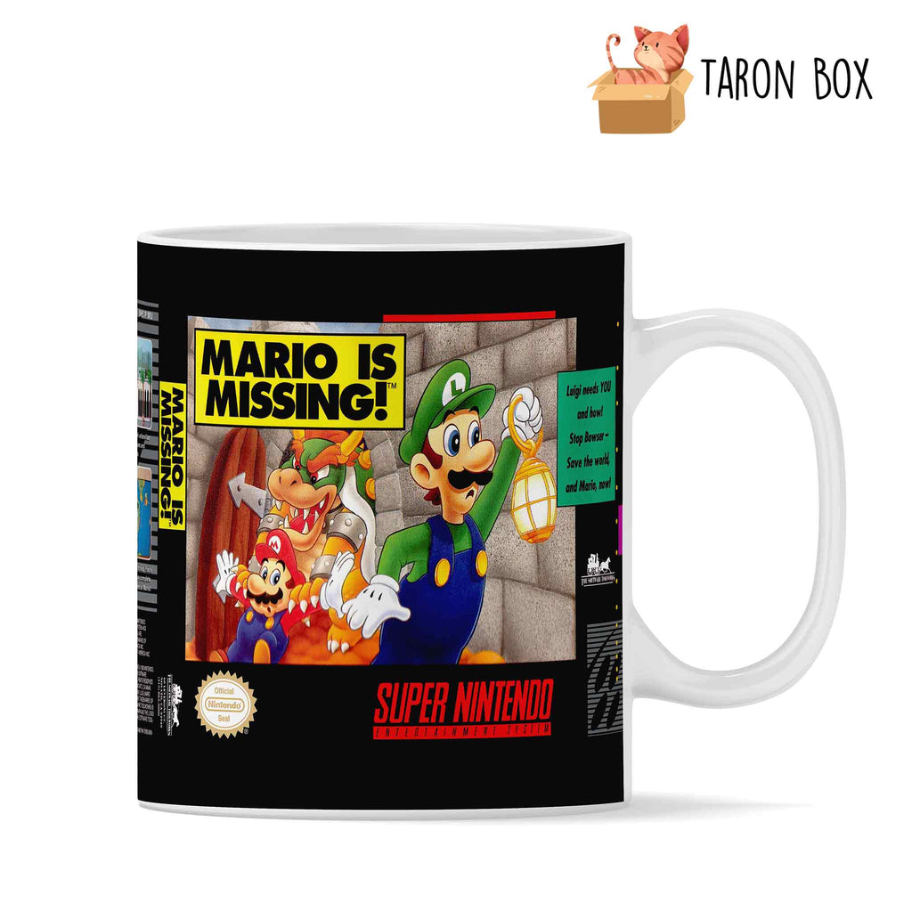 Taza SNES Mario is missing!