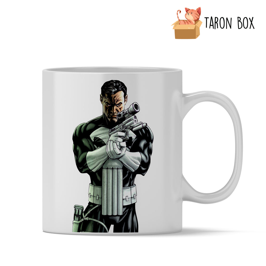 Taza The Punisher - taron-box