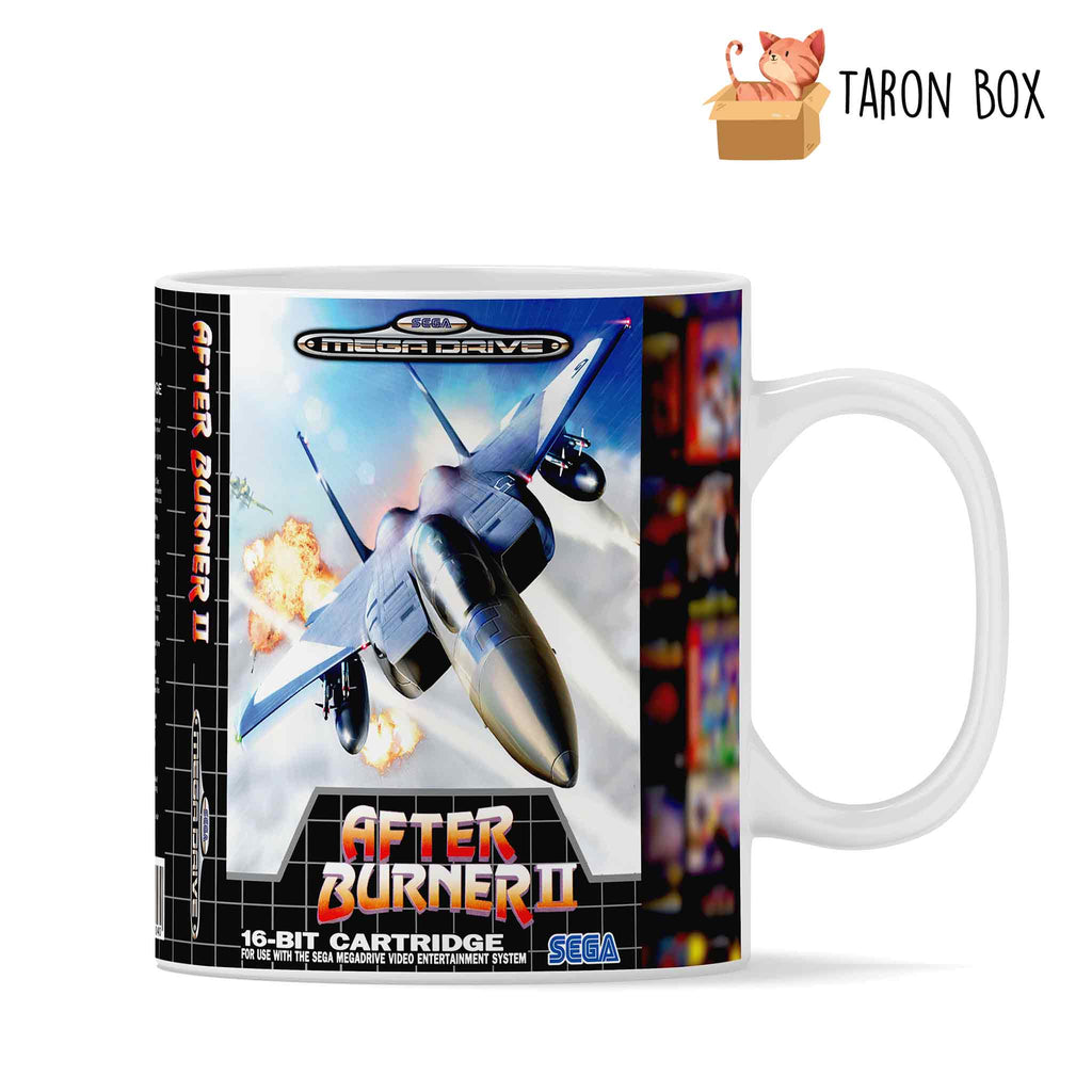 Taza MEGA DRIVE After Burner II