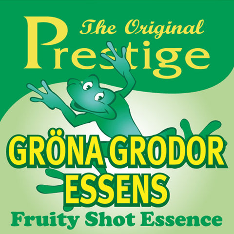 Green Frogs Candy Shot