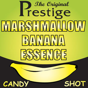 Marshmallow Banana Candy Shot