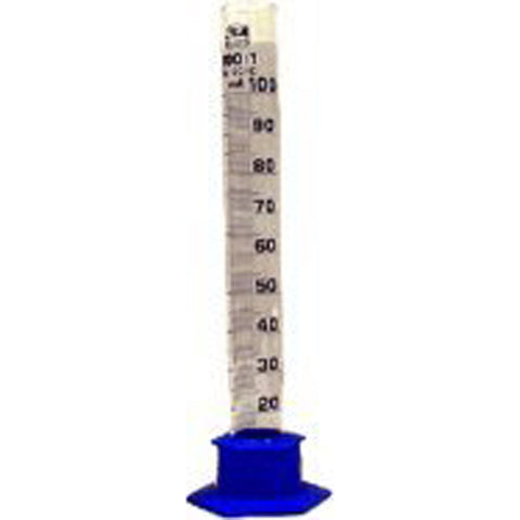 Measuring Cylinder - 100 ml - Glass
