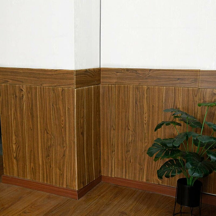 "28"" x 28"" Peel and 3D Brick Wall Panel Stick Wall Paneling for Kitchen, Bathroom,Furniture,Featured Walls"