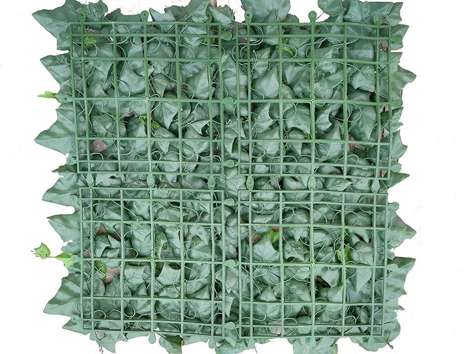 Artificial Topiary Hedge Plant Privacy Fence Screen Greenery Panels for Outdoor or Indoor, garden or backyard decorations