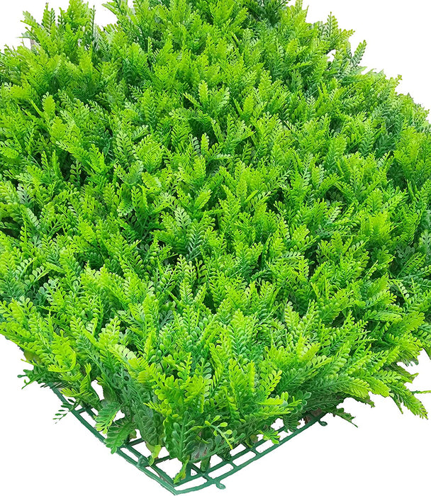 Artificial Topiary Hedge PlantyoTopiary Hedge Boxwood Plant Privacy Screen Greenery Panels for Outdoor Indoor